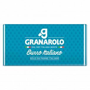 Масло вершкове Granarolo 82%