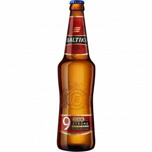 Пиво Балтика №9 Крепкое