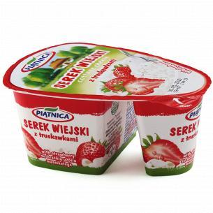 Сир кисломолочний Piatnica...