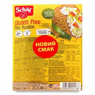 Хліб Schar Мультизлаковий безглютеновий
