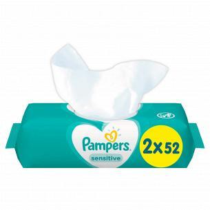 Cалфетки Pampers Sensitive...