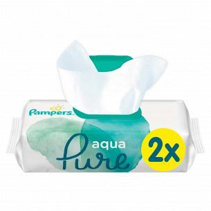 Cалфетки Pampers Aqua Pure...