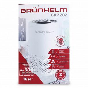 Очищувач повітря Grunhelm білий GAP 202