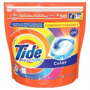 Капсули для прання Tide...