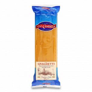 Вироби макаронні Del Castello Спагеті