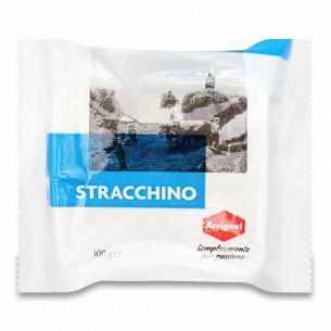 Сир Arrigoni Premium Stracchino з коров`ячого молока 52,7%