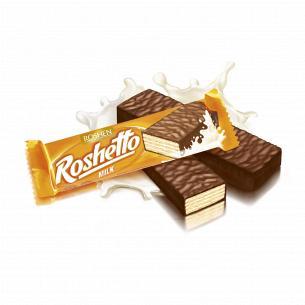 Вафлі Roshen Roshetto Milk...