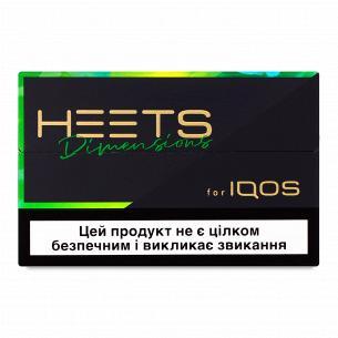 Изделие табачное для электронных нагревателей Heets Dimens Ammil