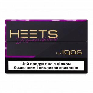 Виріб тютюновий для електронних нагрівачів Heets Dimens Yugen