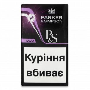 Сигареты Parker & Simpson Duo
