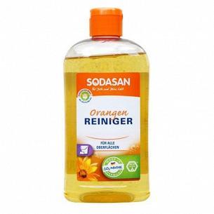 Средство моющее универсальное Sodasan Orange для удаления жира