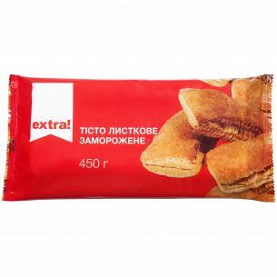 Тесто листовое Extra! с/м