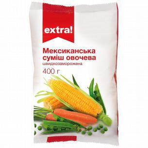 Смесь овощная Extra! Мексиканская с/м