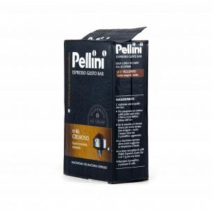 Кофе молотый Pellini Gusto Bar натуральный жареный
