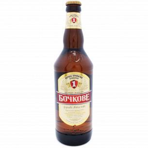 """Пиво """"ППБ Бочковое"""" светлое"""