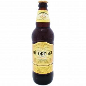 """Пиво """"ППБ Авторське"""" полутемное"""