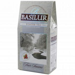 Чай черный Basilur Winter Tea цейлонский