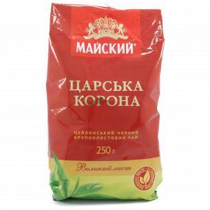 "Чай черный ""Майский чай"" Царская корона"
