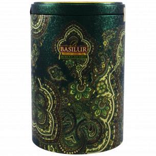 Чай зеленый Basilur Марокканская мята цейлонский