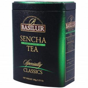 Чай зеленый Basilur Сенча китайский цейлонский