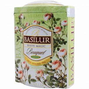 Чай зеленый Basilur White Magic китайский