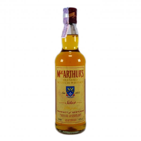 Виски MacArthur`s