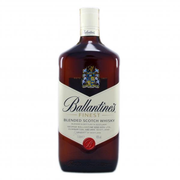 Виски Ballantine's Finest