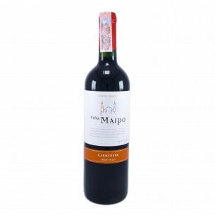 Вино Vina Maipo Varietal Carmenere