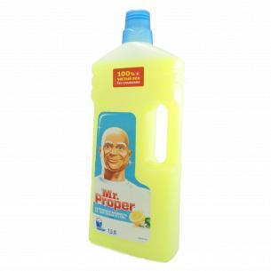 Засіб миючий Mr.Proper Лимон