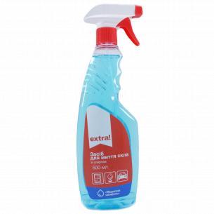Средство для мытья стекол Extra! морозная свежесть