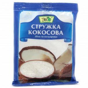 Стружка кокосова Еко