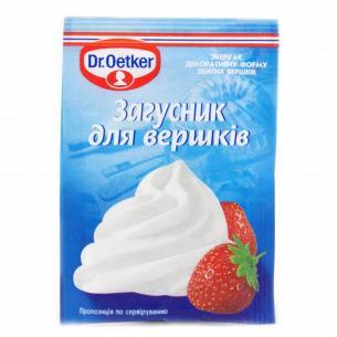 Загуститель Dr.Oetker для сливок добавка для выпечки
