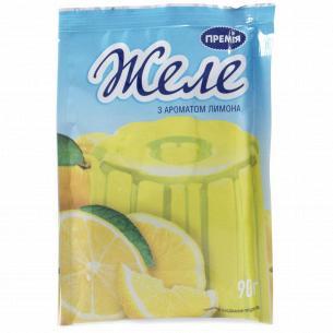 """Желе """"Премія"""" лимон"""