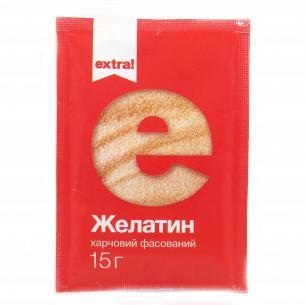 Желатин Extra! швидкорозчинний