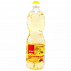 Масло подсолнечное Extra! рафинированное дезодорированное вымороженное марки П