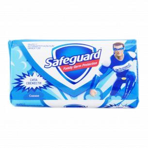 """Мыло туалетное Safeguard """"Свежий"""""""