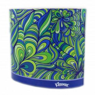 Салфетки бумажные Kleenex Oval Decor в коробке