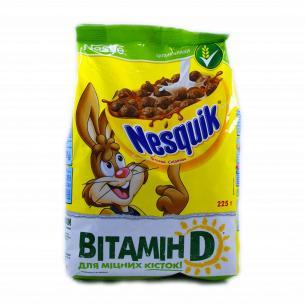 Сніданок готовий Nesquik...