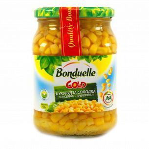 Кукуруза Bonduelle Gold нежная сладкая с/б