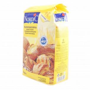 Мука пшеничная Nordic в/с