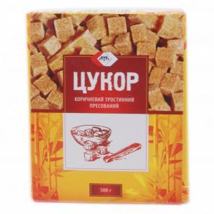 Сахар тростниковый АТА коричневый пресованный