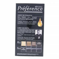 Краска для волос L`Oreal RECITAL Preference тон 1