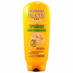 Бальзам Garnier Fructis Восстановление и блеск