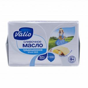 Масло сливочное Valio 82%