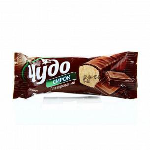 Сырок глазированный Чудо со вкусом шоколада 15%