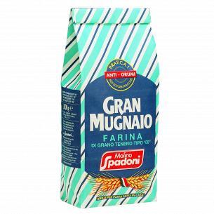 Мука пшеничная Molino Spadoni из мягких сортов для пасты