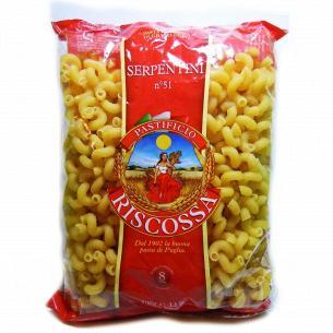 Макаронные изделия Riscossa Серпантини №51