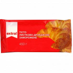 Тесто листовое дрожжевое Extra! с/м