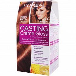Краска для волос L`Oreal CASTING Creme Gloss тон 724