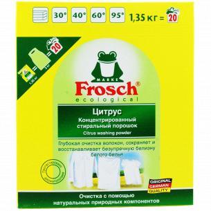 Стиральный порошок Frosch Цитрус